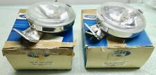 MK2 CORTINA GT 1600E LOTUS GENUINE FORD NOS PAIR OF DRIVING LAMP ASSY'S
