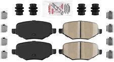 Disc Brake Pad Set Rear Autopartsource PTC1377