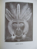 Maya Mexico Central America Culture History Archeology Author Signed Vintage '25
