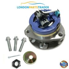 FITS FOR VAUXHALL ASTRA G ZAFIRA A 1998-2006 4 STUD 9117620 FRONT WHEEL BEARING