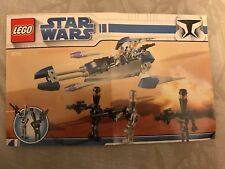 Lego 8015 Star Wars Instruction BOOK ONLY NO BRICKS