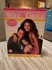 Will and Grace: Complete Series 3 DVD [2001]