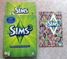 Les Sims 3 Edition Anniversaire pour PC et MAC - Jeu de base