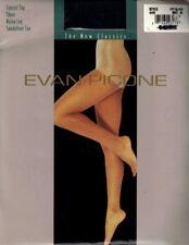 "Evan Picone Control Top Panty Hose Color Off Black Size 4 5'4""-5'11'' 140-165lbs"