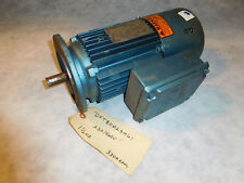 Sew Eurodrive DFT80N2MG1 Electric Motor with Brake 1-1/2HP 3300RPM