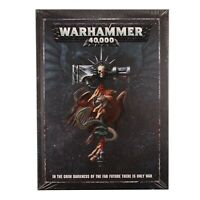 Rule Book Warhammer 40,000 8th Edition Dark Imperium English 40k