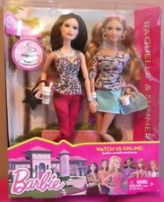 barbie RAQUELLE & SUMMER LIFE in the DREAMHOUSE 2012 Mattel Y7449  boite rare
