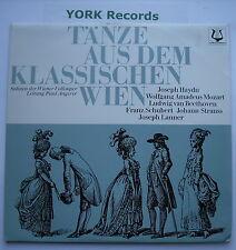 SFB 77922 - TANZE AUS DEM KLASSISCHEN WIEN - Various - Excellent Con LP Record