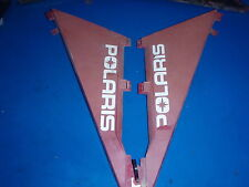POLARIS EXPRESS 300 SIDE PANELS GOOD USED PAIR SEE PICS RED , WILL FIT OTHERS
