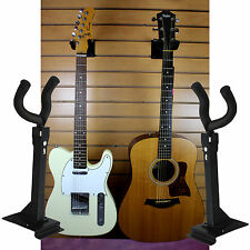 US SELLER 2-Qty Guitar Wall Mount Hanger Adjustable Hook/Holder/Stand Great Gift
