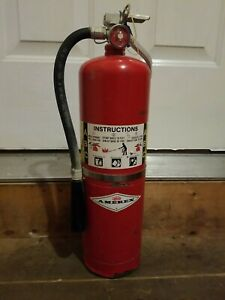 AMEREX Multi Purpose Dry Chemical Fire Extinguisher (untested)