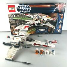 Lego Star Wars 9493 X-wing Starfighter complet - NO instruction + box 2012