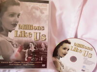 Millions Like Us 1940 Patricia Roc Gordon Jackson Home Front War Película DVD -