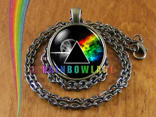 Pink Floyd Dark Side of the Moon Necklace Pendant Jewelry Charm Gift Gifts