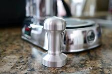 Espresso Tamper  Solid Aluminum Tamper / Base 49 mm La Pavoni Cremina etc