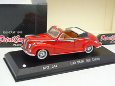 Detail Cars 1/43 - BMW 502 Cabrio Rouge