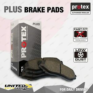 4pcs Protex Rear Plus Brake Pads for Jeep Grand Cherokee WJ Larado 4.7L V8 4WD
