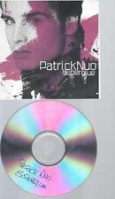 PROMO CD--PATRICK NUO --SUPERGLUE--16 TR