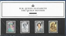 GB 2002 Queen Mother presentation pack (Pack No M08)