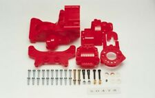 Tamiya #50478/SP-478 RC Skyline Spare Rear Gear Case Red Box Set For TA01/TA02