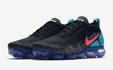 Nike Air Vapormax Flyknit 2.0 Hot Punch Size 10 UK Genuine Authentic Trainers