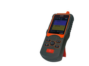 Geiger Counter Electromagnetic Radiation Detector Dosimeter Humidity Data Export