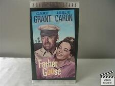 Father Goose VHS Cary Grant, Leslie Caron; Ralph Nelson