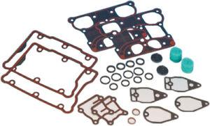 James Gasket Rocker Box Gasket Kit for Harley 1999-17 Twin Cam 17033-99 681-4023