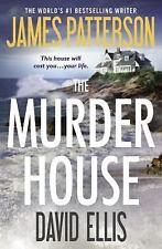 THE MURDER HOUSE - PATTERSON, JAMES/ ELLIS, DAVID **NEW**  paperback (BCA60)