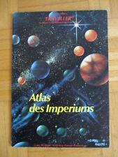 Traveller Atlas des Imperiums – Sternkarten von 35 Sektoren des Imperiums Miller