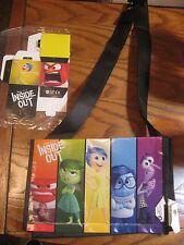 Disney- Pixar - Inside Out Mixed Emotions Shoulder Bag- with folding box Subway