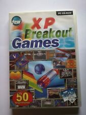 PC CD ROM XP Breakout Games