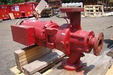AP Aurora Pentaie Centrifugal Pump 13-2328736 3-383-9ANK 200GPM 15HP Baldor 230