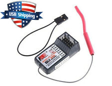 FlySky FS-R6B 2.4GHz 6CH Receiver for RC Airplanes Helicopters and Drones
