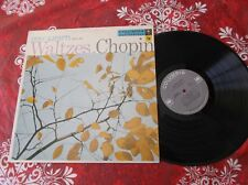 Waltzes of Chopin album LP Canada pressing