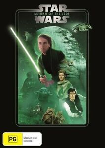 Star Wars - Episode VI - Return Of The Jedi | New Line Look DVD