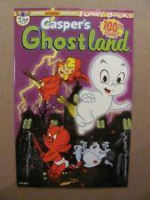 Caspers Ghostland #1 #100 American Mythology 2018 Series Variant 9.6 Near Mint+