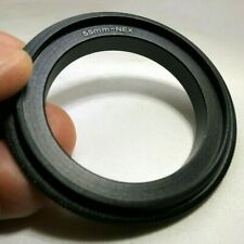 55mm Macro Close-Up Reverse Lens Adapter Ring For Sony E-Mount ILCE camera α6300