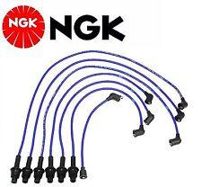 NGK Spark Plug Ignition Wire Set For Toyota Celica L6 2.8L 1981-1985