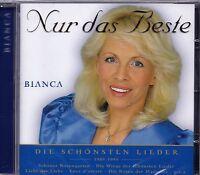 BIANCA - Nur das Beste    CD    NEU&VERSCHWEISST!