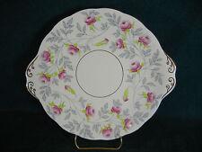 "Royal Albert Conway 10"" Handled Cookie / Cake Plate"