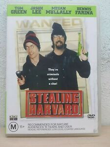 Stealing Harvard (DVD, 2003) COMEDY Tom green - Region 4