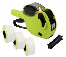 More details for lime motex 2612 date coding gun + best before labels & spare ink