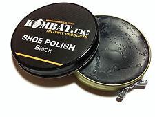 Military High Gloss Parade Boot & Shoe Polish by Kombat, Army Cadet, CCF, TA