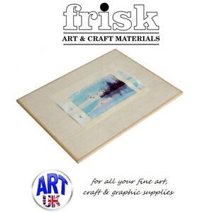 Frisk Artists Lightweight Drawing Board Half or Quarter Imperial Painting Design