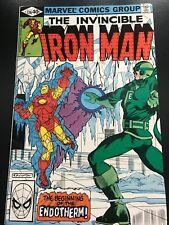 Iron Man #136 Cents Issue   Marvel Comics VFN /NM