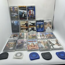PSP UMD Video Lot. 23 UMD Movies. Sony PlayStation Portable. Most Brand New! J70