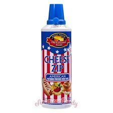 4x SPRÜHKÄSE Old Fashioned Cheese Zip USA  (22,00€/kg)