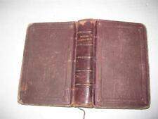 1925 HEBREW-FRENCH JEWISH PRAYERBOOK Rituel de prieres journalieres : semaine