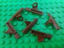 *NEW* Lego Brown Quivers for Bows Forest Figures Men People Spares - 6 pieces